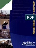 Manual Aditec