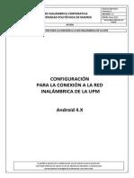 Guia de Usuario Android(v 4x)-Eduroam
