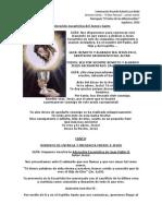 Adoración eucarística del Jueves Santo