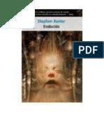 Baxter, Stephen - Evolucion
