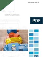 Catalogo Motores WEG Completo