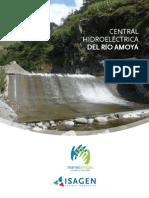 Cartilla Central Hidroelectrica Del Rio Amoya Jun26