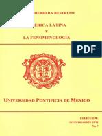 01 - America Latina y la Fenomenología