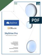 Manual de Uso de SkyDrive Pro