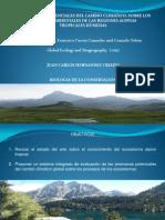Ecosistemas Alpinos Tropicales