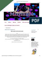 Munamó_ Passo a passo de uma boneca de pano