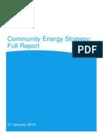 Community Energy Strategy