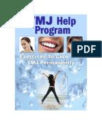Tmj Help Program eBook