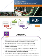 Diplomado El Supervisor y El Arte de Supervisar Uach PDF