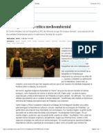La fotografía como crítica medioambiental   Andalucía   EL PAÍS