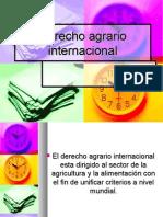 Derecho Agrario Internacional CAp. III