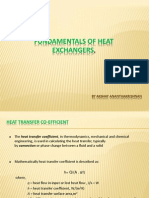 Fundamentals of Heat Exchangers