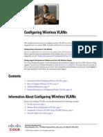 Configuring Wireless VLAN
