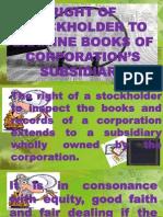 Corporation powers