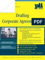 Drafting Corp Agree 2007