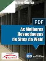 eBook as Melhores Hospedagens de Sites Da Web Ab