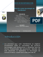 Microfiltración como tecnología de membrana (1)