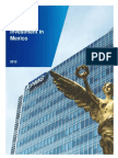 Investment in Mexico 2012