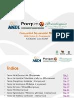 Directorio Andi Parque Pro 13 de Marzo