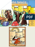 TERESA de JESUS Andariega y Fundadora