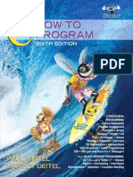 C How to Program - 6th Edition- Deitel