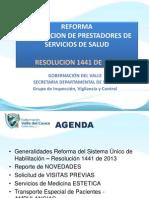 1generalidadesreformasuhres1441-140108112155-phpapp01