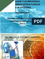 latecnologaylainfluenciaenloscambios-120425161213-phpapp02