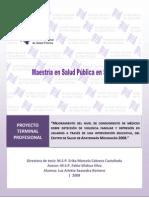 MASTERS Arlette SAAVEDRA ROMERO