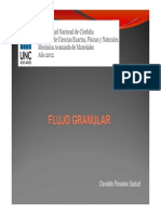 Flujo Granular