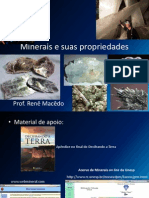 Aula 5 - Minerais e Suas Propriedades