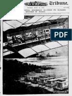 Aerial Houseboat (1910)