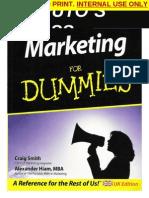 Marketing - Reference Handbook