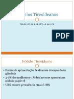 Nódulos Tireoideanos
