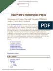 Cosine, Sine and Tangent of Multiple Angles (Recursive Formula)