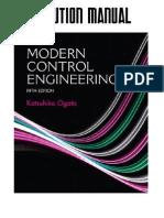 Solucionario Ingenieria en control moderna OGATA