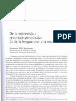 Secuencias_Vila i Santasusana_De La Entrevista Al Reportaje