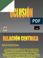 RELACION_CENTRICA