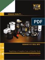 US Seal Mfg Catalog 1010