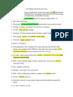 Daftar List Sponsor Semnas