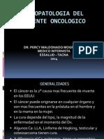 Fisiopatologia Del Paciente Oncologico