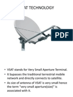 VSAT Technology Introduction