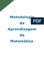 Metodologia+da+Aprendizagem+da+Matema¦ütica