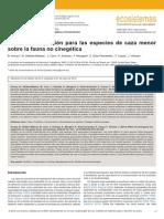 2013 Ecosistemas Gestion y Esteparias