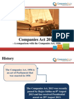 companiesact2013-comparisonwithcompaniesact1956-