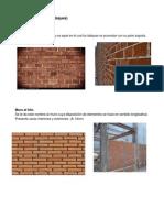 Tipos de Muros