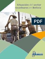 Situacion Hidrocarburos Bolivia