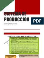 II-Sistema de Produccion
