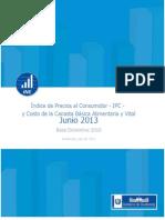 Informe Ejecutivo Ipc Junio 2013
