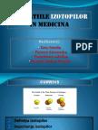 Aplicaţiile izotopilor în medicină