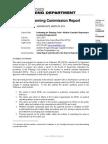 MCD Report